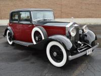 1935 Rolls-Royce 20/25. -This is a very beautiful