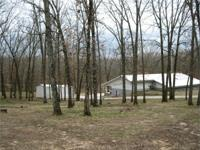 10 acres m/l of timber with an energy efficient Earth
