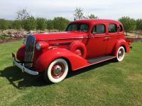 1936 Buick Century Series 60 ART DECO Restored.  HERES