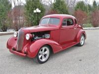 Coming in is this beautiful 1936 Chevy 5 window coupe