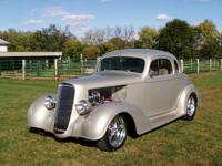 1936 Chevrolet Coupe STREET ROD. This car is a