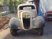 Project roller car has 90 percent metal work done , has
