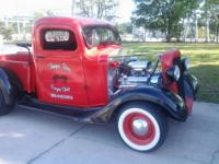 1936 chevy truck for sale all redone from frame up!!!