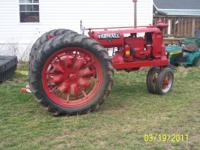 I have had this tractor for about 10 years drove in