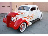 Here's a fantastic 'turn-key' Street Rod! This 1936