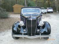 1936 Ford Cabriolet for sale (FL) - $69,900 '36 Ford
