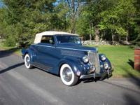 1936 FORD CLUB CABRIOLET 61,000 Original miles,