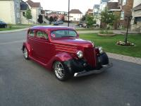 1936 Ford Model T Sedan Hot Rod 2 door Complet