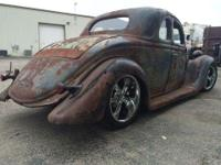 1936 Ford 5 window coupe all steel body and fenders