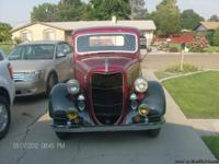 THIS 36 IS IN GREAT SHAPE FOR 77 YEARS OLD. ITS ALL