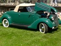 1936 Ford Roadster (NY) - $65,000 Exterior: Armory