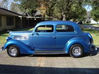 1936 Ford 2DR. Humpback Original Henry Ford All Steel