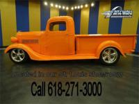 1936 GMC T-14 Pickup for sale! This is a very rare