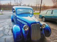 1936 Plymouth 5 Window Coupe (PA) - $13,500 Exterior: