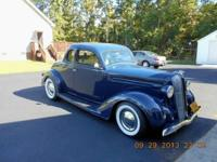 1936 Plymouth Coupe for sale (VA) - $36,000. '36