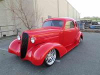 Year : 1936 Make : Chevrolet Model : Coupe Exterior