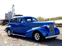 1937 Buick 40 Special V8 5.7L Automatic RWD.  For sale