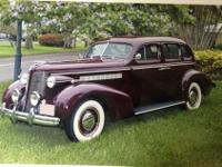 1937 Buick Special 4 Door Touring SedanThis Buick, is