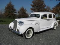 1937 Cadillac 85 V12 Touring Sedan ..Fleetwood Body