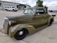 This 1937 Chevrolet Business Coupe Custom has been