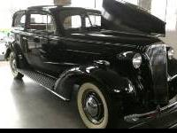 YEAR: 1937 MAKE: CHEVROLET MODEL: DELUXE COUP 2 DOOR