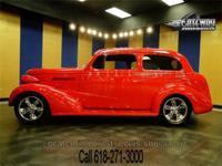 1937 Chevrolet 2 Door Sedan for sale. Now available in