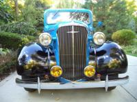 This 1937 Chev truck has 36,932 miles.The engine,