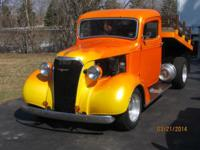 Custom Modified. 1937 CHEVY PICK-UP. Only 04700 miles