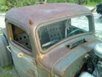 1937 chevy truck Rat Rod Nostalgia Car! Beautiful