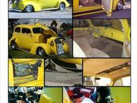 1937 Chevy Slant Back-Ed Roth $60,000 Loon Lake, WA Rat