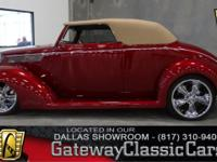 #10DFW Vehicle is located in the DFW Airport  1937 Ford