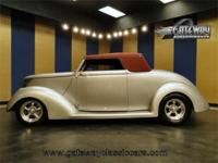 1937 Ford Cabriolet for sale. Looking for a street rod