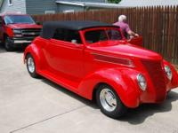 1937 Ford Cabriolet for sale (OH) - $36,000. Ford