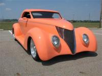 1937 FORD ROADSTER 1937 was a year of many historical