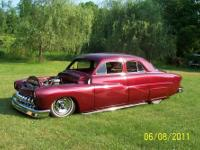 This car is a 37 Ford and was finished 3 years ago & it