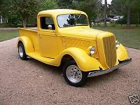 1937 Ford truck for sale. This truck was originally