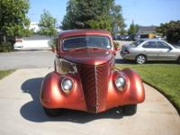 I have a 1937 Ford Tudor for sale. It is in great