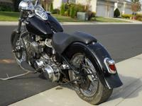 """1937 Harley Davidson UL 74"""" with Clear I have owned"""