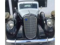 Year : 1937 Make : Lincoln Model : K V-12 Exterior
