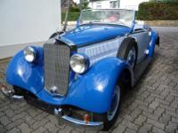1937 Mercedes-Benz 230 Roadster W143.  For sale my 1937