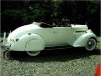 Year : 1937 Make : Packard Model : 115 Exterior Color :