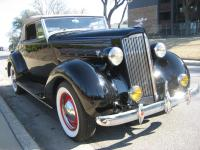 1937 Packard Model 115C Convertible Coupe.  For sale my
