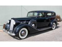 This is a Packard, Super Eight for sale by Mohr Imports