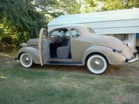 Extremely Clean Original Six Cylinder Engine With