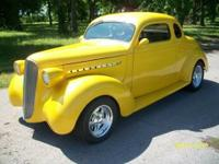 1937 Plymouth Coupe Street Rod (OK) - $37,500 -Original