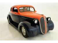 1937 PLYMOUTH HEMI COUPE EXOTIC CLASSICS IS PLEASED TO