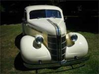 1937 pontiac 2 dr. humpback sedan -absolutley