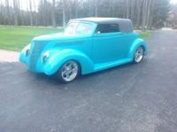 1937 Ford Cabriolet (PA) - $59,000 11,000 estimated