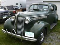 "1938 Buick Special for sale (NY) - $12,500. ""HUMP-BACK"