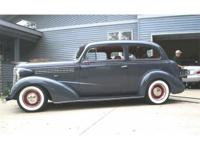 This is an incredible 1938 Chevrolet Master Deluxe with